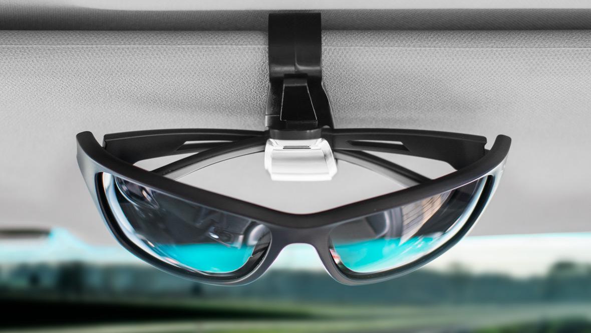 Uchwyt na okulary do samochodu Kruger&Matz