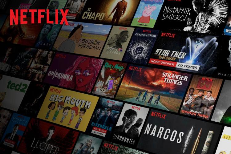 Telewizor z Netflixem