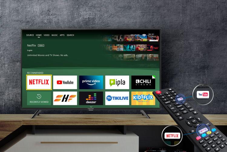 Telewizor smart