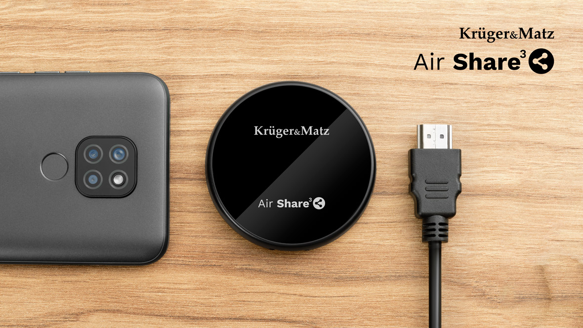 Przystawka smart TV do telewizora Kruger&Matz Air Share 3