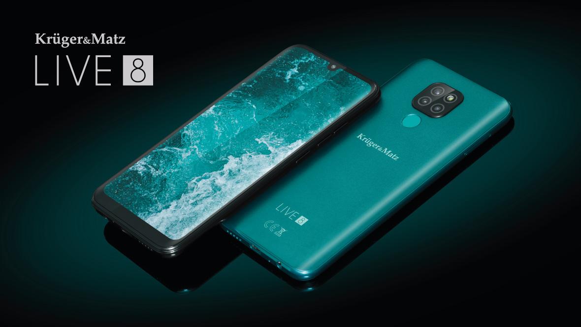 Smartfon Kruger&Matz LIVE 8