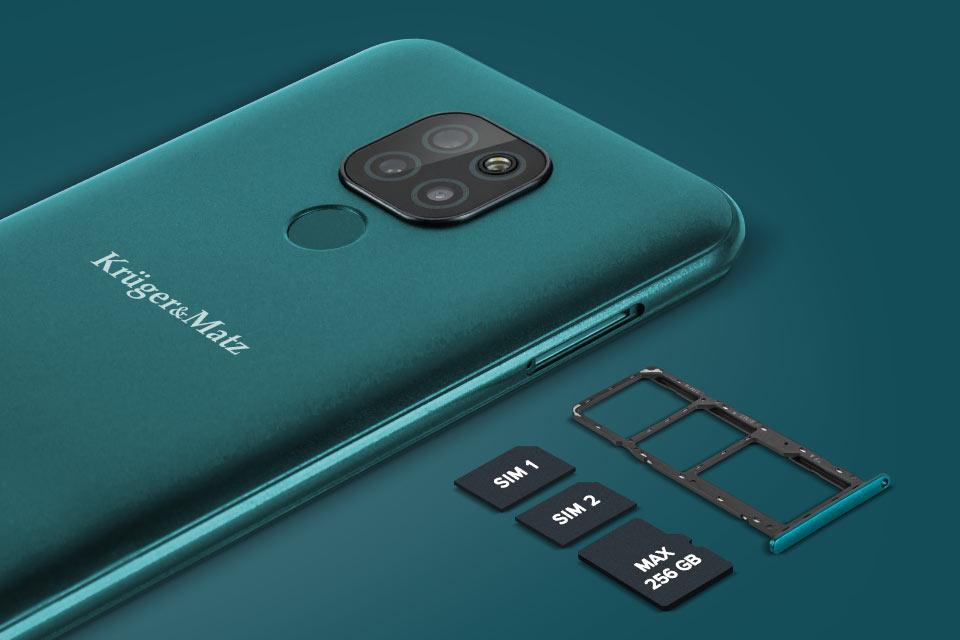Smartfon dual SIM
