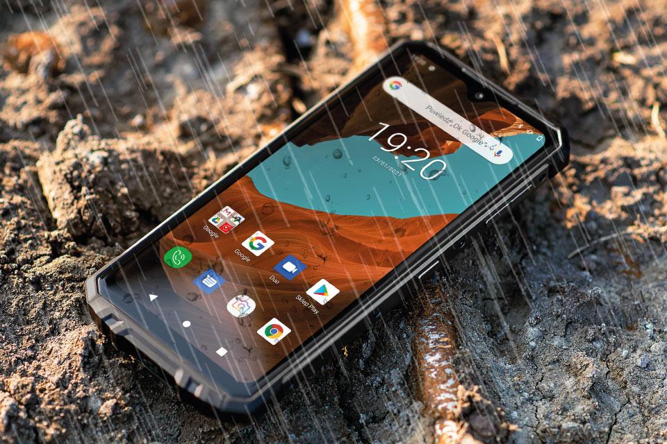 Wodoodporny smartfon