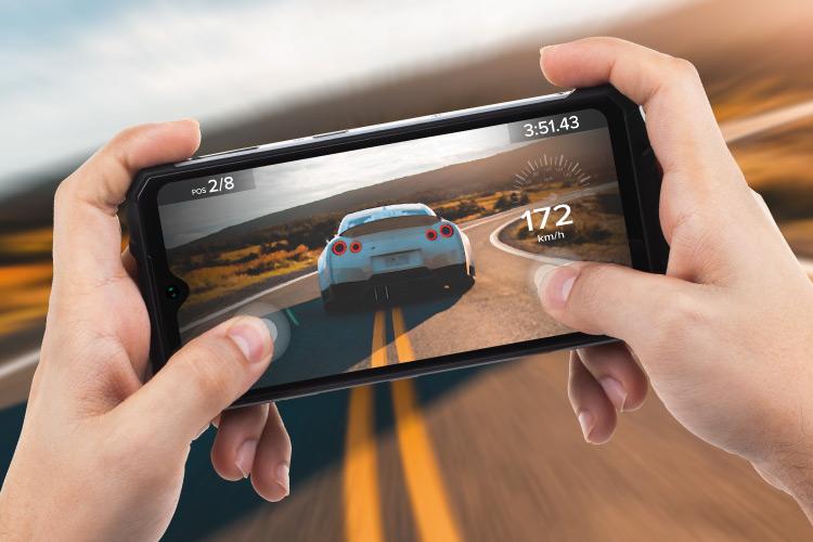 Smartfon z procesorem MediaTek