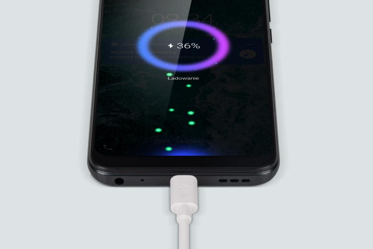 Smartfon do 500 zł z dobrą baterią