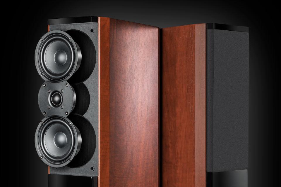 Zestaw aktywnych głośników stereo Kruger&Matz