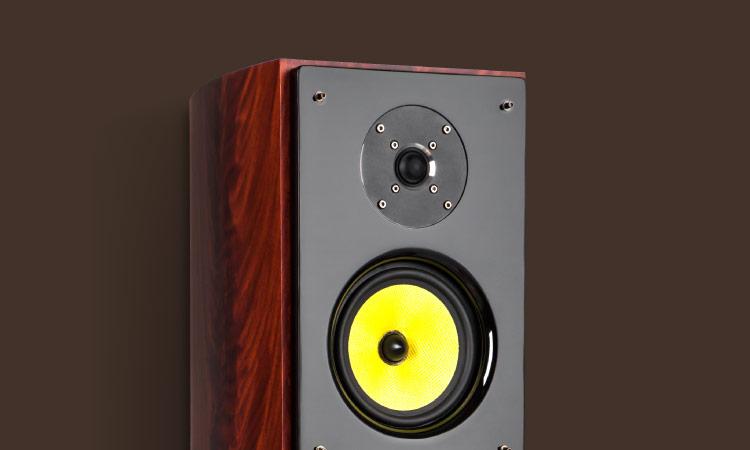 Zestaw kolumn stereo