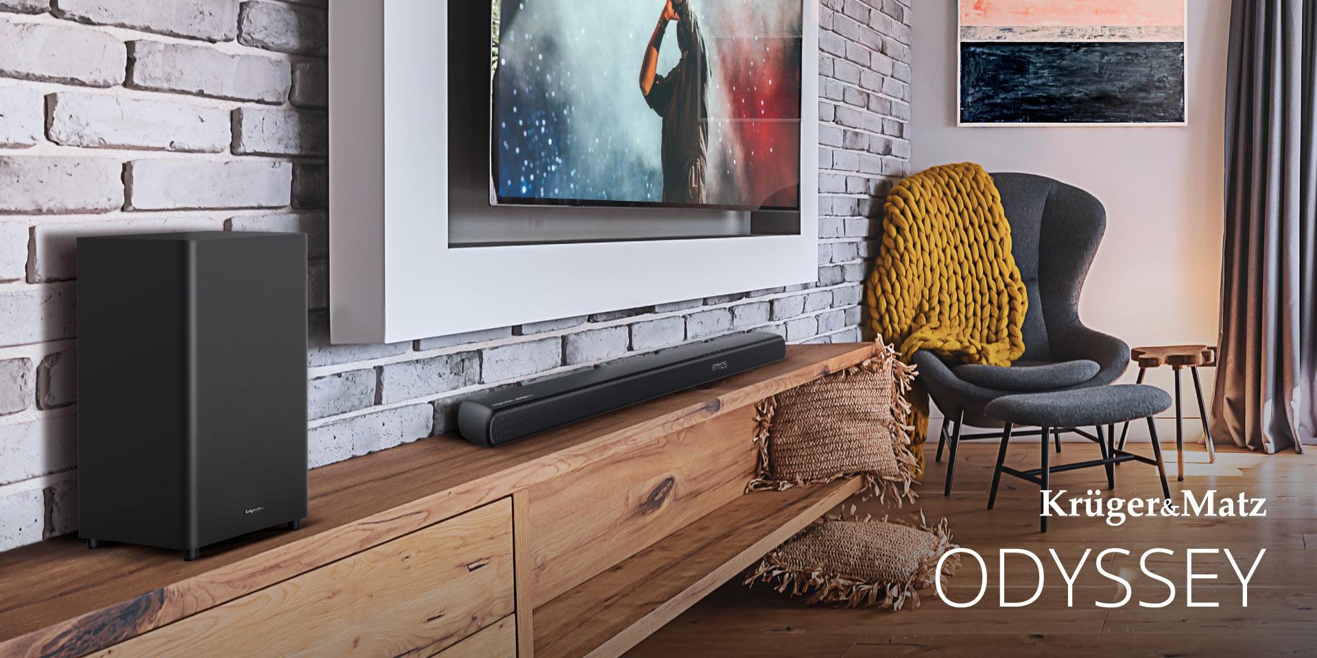 Soundbar Kruger&Matz Odyssey 3.1