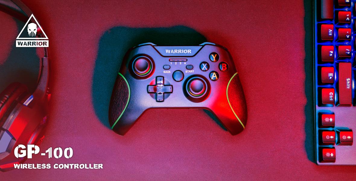 Bezprzewodowy pad do Xboxa i PC Kruger&Matz Warrior GP-100