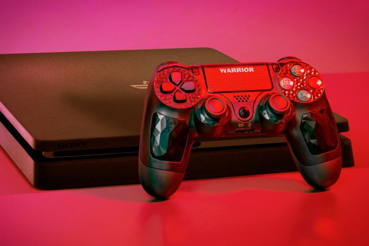 Bezprzewodowy pad do PS4 i PC