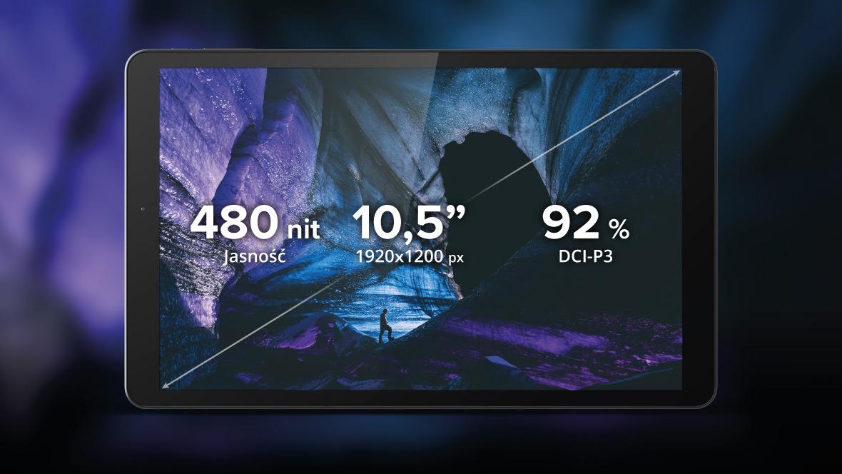 10-calowy tablet full HD