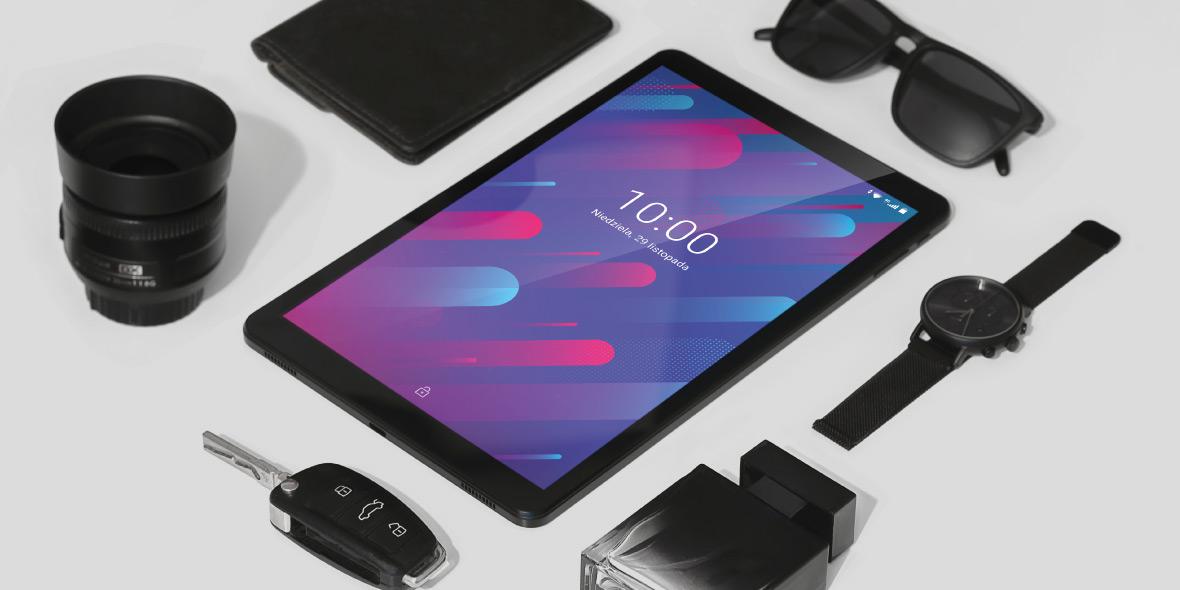 Smartfon FLOW 7S w dwóch kolorach do wyboru