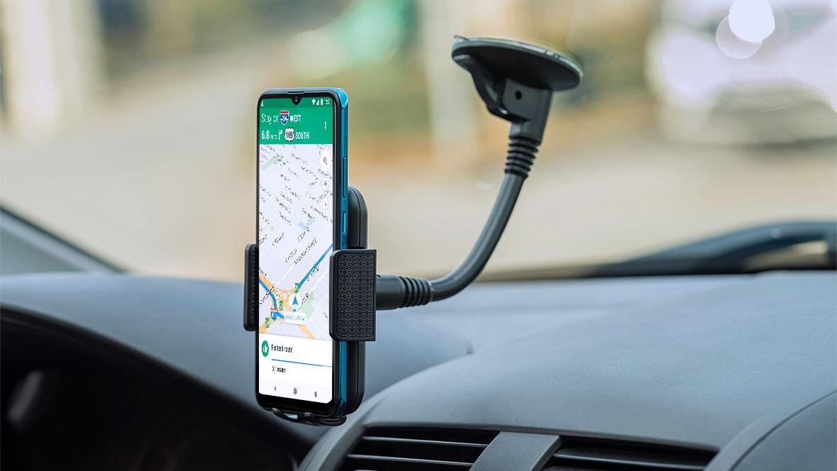 Uchwyt na telefon do samochodu Kruger&Matz