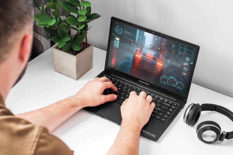 Ultrabook z procesorem Intel