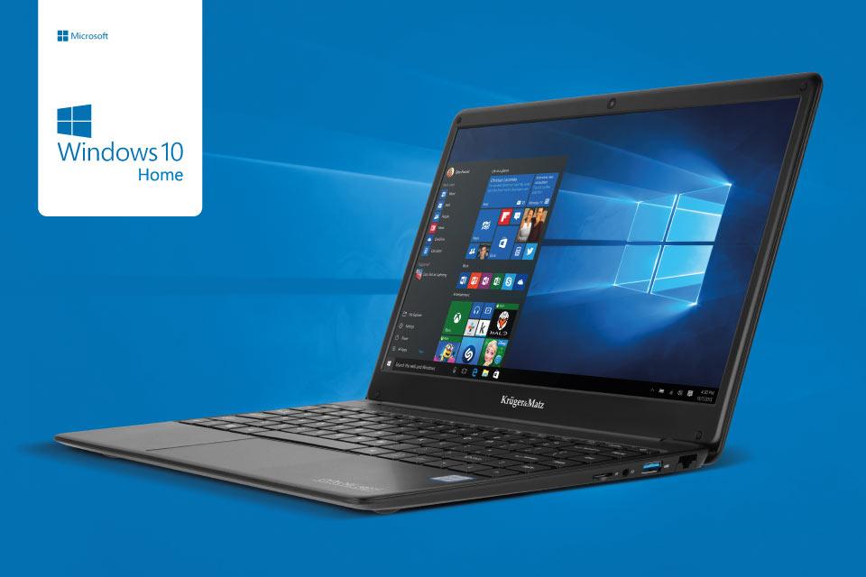 Laptop z Windowsem
