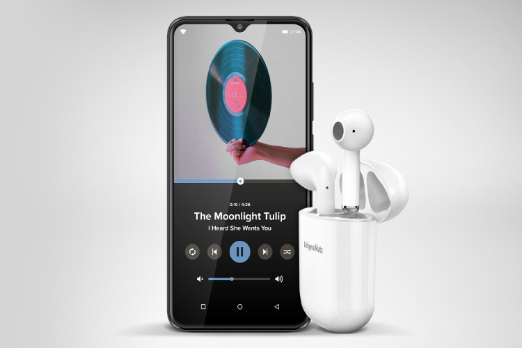 Słuchawki z Bluetooth 5.0
