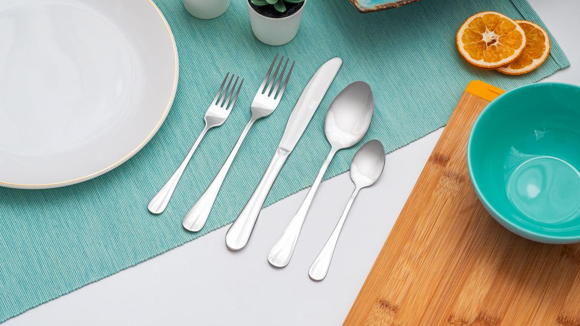 Sztućce stołowe Teesa 30 elementów