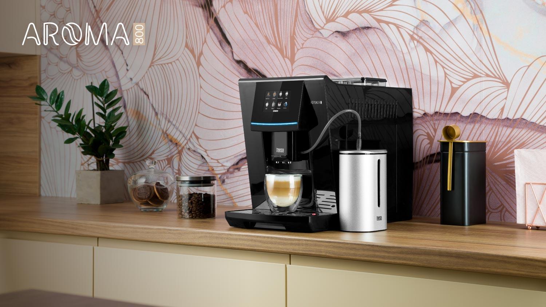 Automatyczny ekspres do kawy z młynkiem AROMA 800