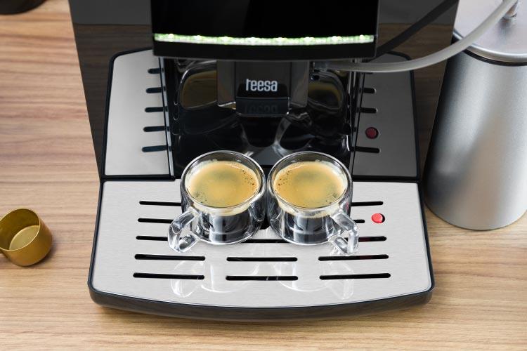 Ekspres na dwie kawy