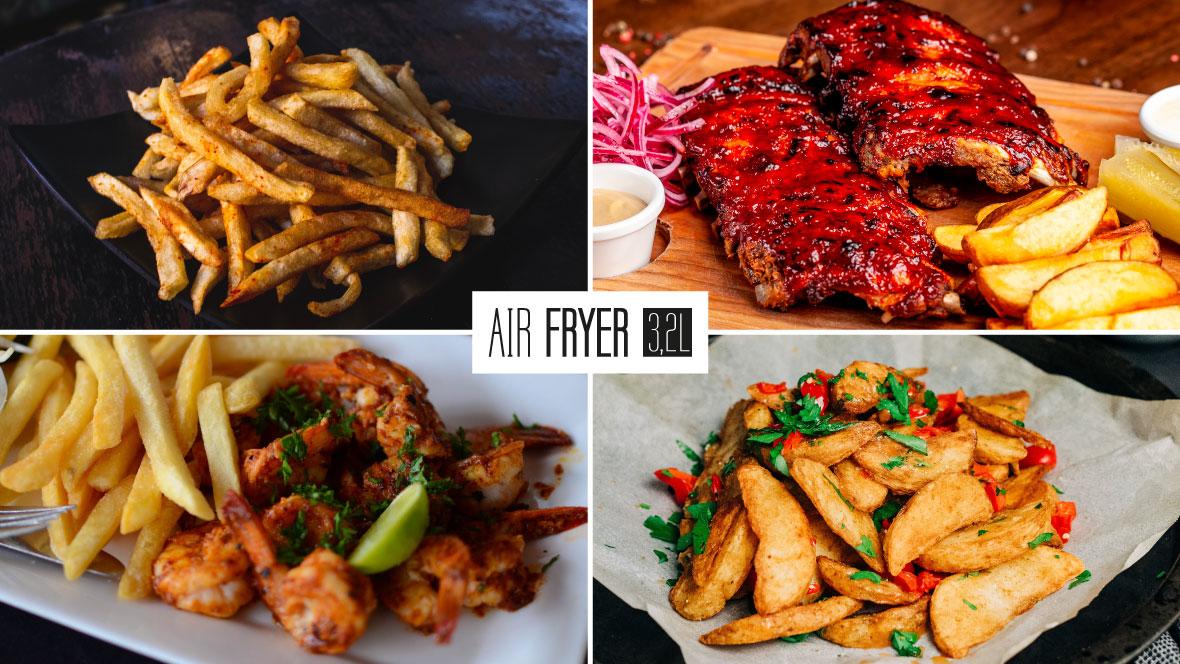 Frytkownica beztłuszczowa Teesa Air Fryer