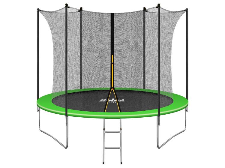 Jak złożyć trampolinę?