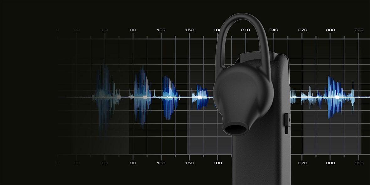 Dzięki funkcji HD Voice będziesz mógł prowadzić rozmowy w dużo wyższej niż zazwyczaj jakości. A redukcja szumów z otoczenia sprawi, że Twój rozmówca zawsze będzie słyszał Cię doskonale, niezależnie czy znajdujesz się w samochodzie, czy na otwartej przestrzeni.
