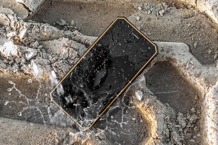 Smartfon wodoodporny