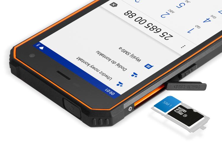 Smartfon z USB typu C