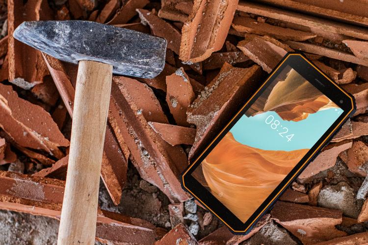 Smartfon z Gorilla Glass