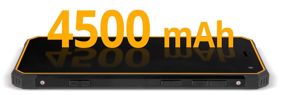 Smartfon z pojemną baterią