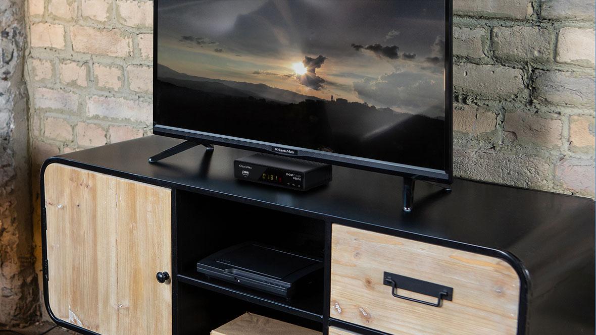 Tuner DVB-T Kruger&Matz KM0550