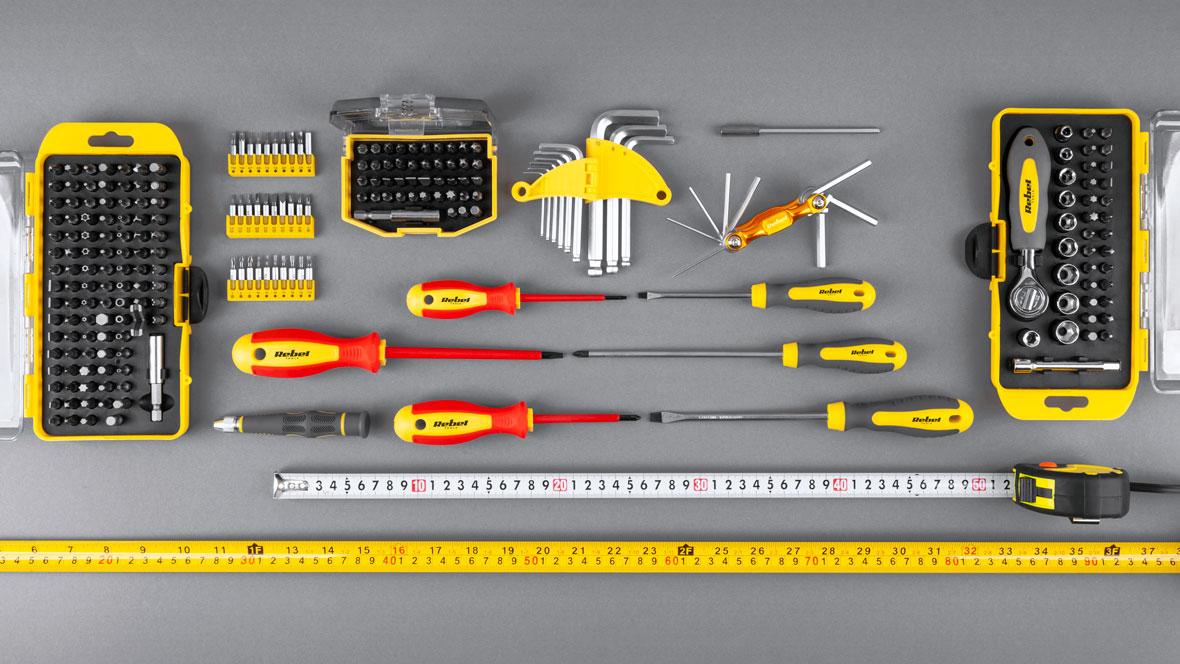 Zestaw śrubokrętów Rebel Tools