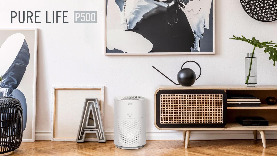 Domowy oczyszczacz powietrza Teesa Pure Life P500